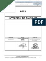 Sig Prc Pets 004 Inyección de Anclajes