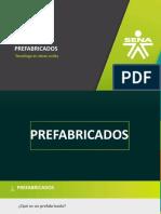 diopositivas PREFABRICADOS