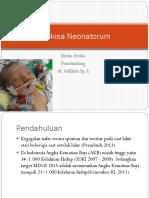 Asfikisa Neonatorum