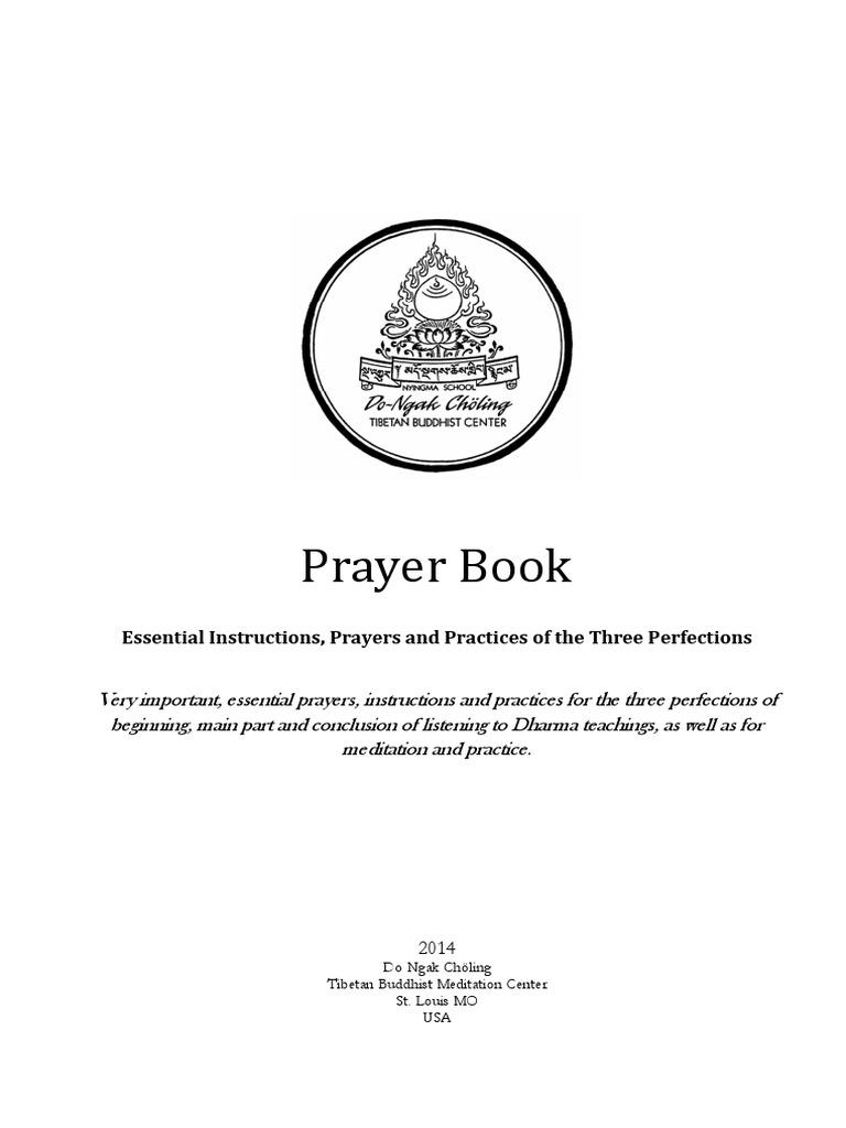 Dudjom Prayer Book - Full Version | Vajrayana | Himalayan