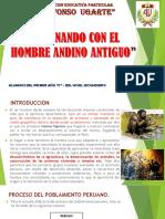 Caminando Con El Hombre Andino Peruano