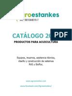 Catalogo Productos Agroestankes