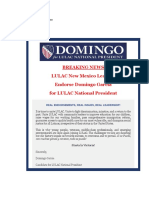 LULAC - Domingo Garcia - New Mexico Leaders Endorse Domingo!.pdf