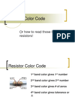 3_Resistor Color Code Power Point
