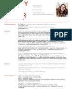 educational resume spring 2018 fnl