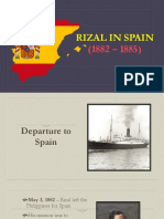 LESSON 8- Rizal in Spain