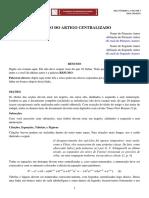 Modelo para escrever artigos de matemática