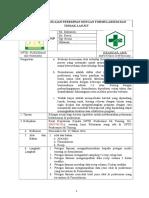 8.1 Bukti Pelaksanaan Evaluasi Kesesuaian Peresepan Dengan Formularium, Hasil Evaluasi Dan Tindak Lanjut
