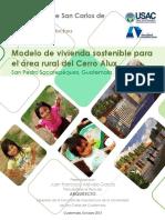 vivienda sostenible rural