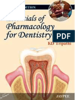 KD Tripathi - Essentials of Pharmacology for Dentistry, 2nd Edition.pdf