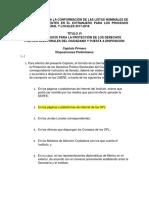 Formato de Demand a de Juicio para la Ciudad de Mexico