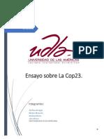 Progreso 2 COP23 Grupo 5