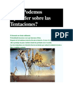 las Tentaciones.docx