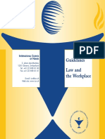 Guideline Law Workplace