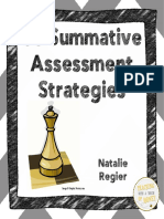 book3summativeassessment50waystogatherevidenceofstudentlearning