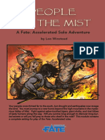FAE Solo Adventure 4 - People of the Mist