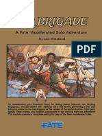 FAE Solo Adventure 3 - Air Brigade