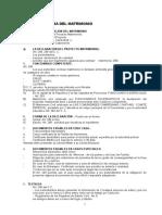 CELEBRACION DEL MATRIMONIO-  Prueba de Matrimonio.doc