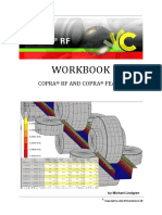 Workbook COPRA RF and FEA 2013 by M.lindgren