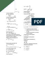 Formulario Analisis de Potencia