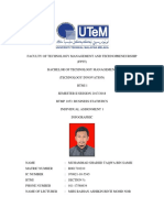 Faculty of Technology Management and Technopreneurship