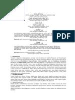 Pedoman Penulisan Jurnal Infrastruktur PDF 1