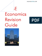 IGCSE Economics Revision Guide