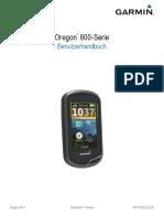 Oregon 6xx OM De