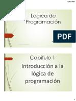 Logica de Programación Cap 1