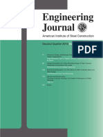 AISC Engineering Journal 2018 Second Quarter Vol 55-2