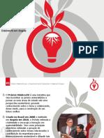 Apresentação Prémio Angola 2017