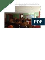 Dokumentasi Sosialisasi Pelaksanaan Pertemuan Kesepakatan Isi Rekam Medis