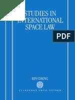 [Bin Cheng] Studies in International Space Law(B-ok.org)