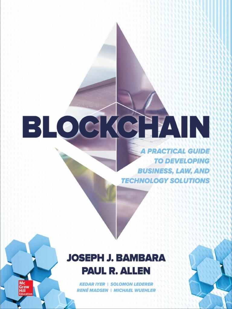 Blockchain a practical guide joseph j bambara trademark blockchain a practical guide joseph j bambara trademark copyright fandeluxe Images