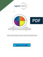 Service Provider UserGuide