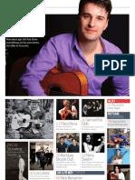 Acoustic Magazine Issue 46 Content