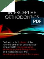 Interceptive orthodontics.ppt