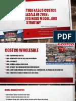 Analisis Studi Kasus Costco Wholesale in 2016