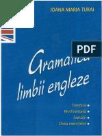 Gramatica Limbii Engleze Ioana Maria Turai