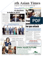 Vol.10 Issue 49  April 14-20, 2018