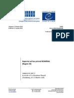 GRECO Report in Romanian