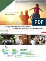 Using Energy Data Analytics to Create a Smart IoT Ecosystem