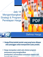 BAB 14 Mengembangkan Strategi & Program Penetapan Harga.pptx
