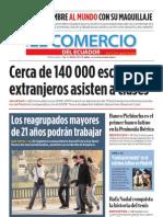 El comercio del Ecuador Edición 234