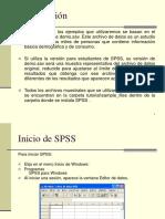INTRODUCCION spss 2005