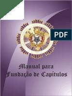 Manual de Fundação de Capítulo