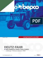 Catalogo Repuestos DEUTZ