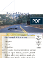 Horizontal Alignment 08