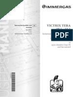 Manual Centrala Victrix Tera 28- ENGLISH