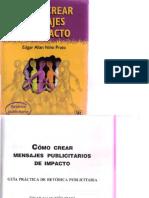 COMO CREAR MENSAJES DE IMPACTO - EDGAR ALLAN NINO PRATO.pdf